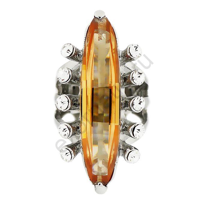 Кольцо Crystal Shik 34150-26629.Кольцо Под серебро