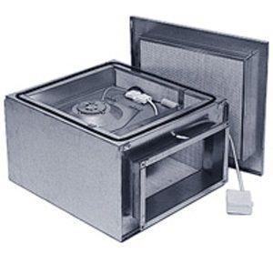 Канальный вентилятор в изолированном корпусе IRE 80x50 D