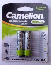 Camelion аккумулятор AA 600ma/h Bl-2/24/