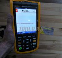 Fluke 124B - осциллограф - купить в интернет-магазине www.toolb.ru цена, отзывы, характеристики, производитель, официальный, сайт, поставщик, обзор, поверка, акция