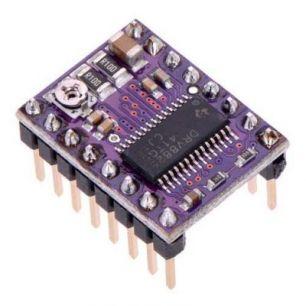 Контроллер (драйвер) шагового двигателя DRV8825