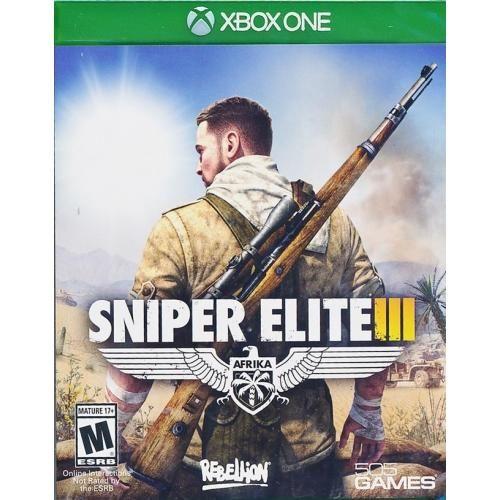 Игра Sniper Elite 3 (Xbox One)