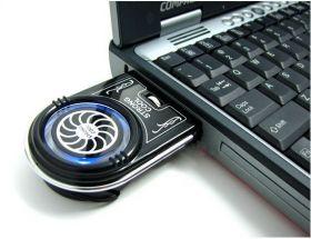 USB вентилятор для охлаждения ноутбука