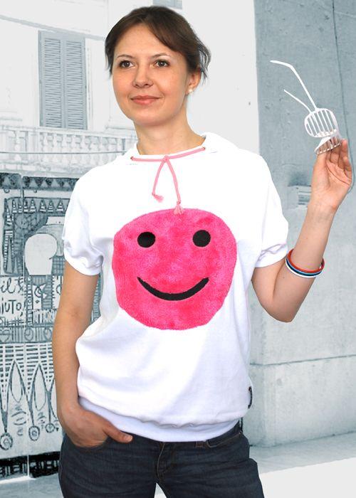 футболка Смайлик