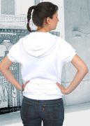 футболка смайлик - со спины