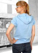 футболка Улыбка - со спины