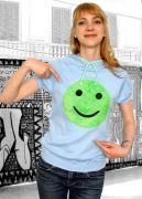 футболка Улыбка