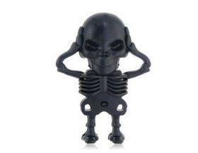 Флешка - Скелет (USB 2.0 / 4GB)