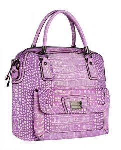 Сумка Eleganzza фиолетового цвета