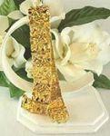 """Стильный мужской позолоченный дизайнерский браслет """"Самородок"""" (арт. 160123)"""