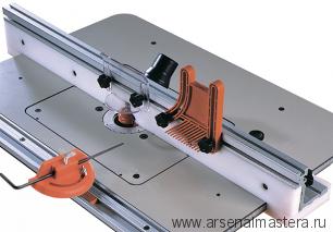 CMT 999.501.10 Упор параллельный алюминиевый для фрезерного стола CMT 999.500.01