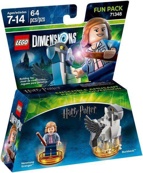 Lego Dimensions 71348 Fun Pack (Hermione Granger)