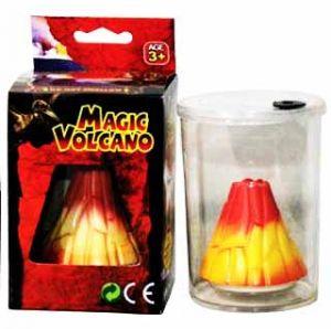 Растущий вулкан