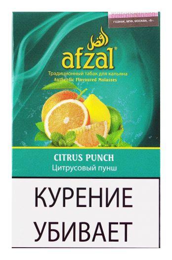 Табак для кальяна Afzal Citrus Punch
