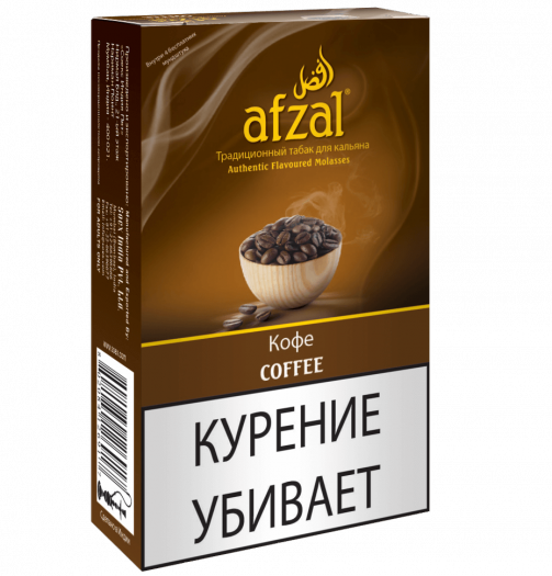 Табак для кальяна Afzal Coffee