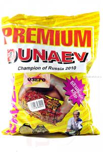 Прикормка Dunaev Premium  1кг Фидер Озеро