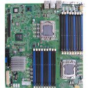 Материнская плата Dual-Lga1366 (eATX, 18 слотов DDR3, поддержка ECC) — FOXCONN 02010HE00-600-G