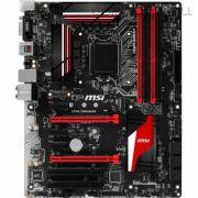 Материнская плата Lga1151 (чипсет Z170, ATX, 4 слота DDR4, разгон) - MSI Z170A TOMAHAWK AC