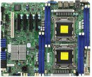 Мат.плата Dual-Lga2011 (чипсет C602, ATX, 4 слота DDR3, ECC+) - SUPERMICRO X9DRL-3F