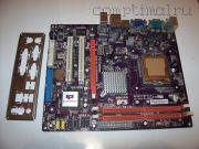 Материнская плата Lga775 (чипсет 945GC, mATX, 2 слота DDR2) - ECS 945GCT-M2/1333 v1.0A