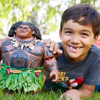 кукла Мауи Дисней