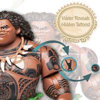 кукла Мауи Дисней с проявляющимися татуировками