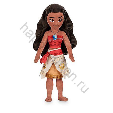 Мягкая кукла Моана Disney