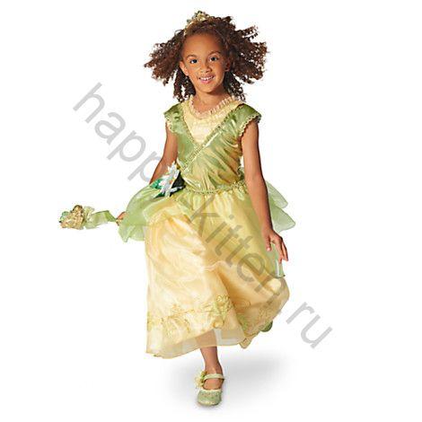 Платье принцессы Тианы