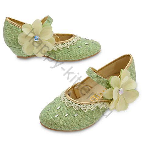 Туфли принцессы Дисней 18 см и 20 см по стельке