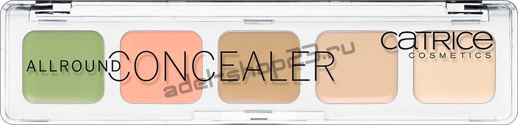 Catrice / Палетка консилеров Allround Concealer