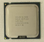 Процессор Intel CoreDuo E8300 - lga775, 45 нм, 2 ядра/2 потока, 2.83 GHz, 1333FSB, 65W [1996]