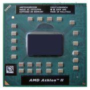 Процессор мобильный AMD Athlon II P340 - S1, 2 ядра/2 потока, 2.2 GHz, TDP-25W [1253]