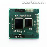 Процессор мобильный Intel Core i5-450M - 988, 32 нм, 2 ядра/4 потока, 2.4-2.66 GHz, TDP-35W [2116]