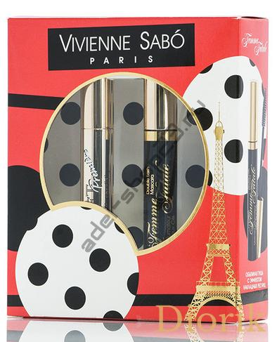 Vivienne Sabo - Набор Тушь Cabaret Premiere + Тушь Femme Fatale