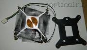 Кулер процессора для тонких корпусов Lga 115*