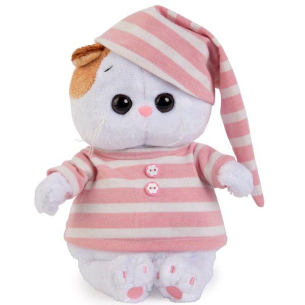 Ли-Ли Кошечка в полосатой пижаме