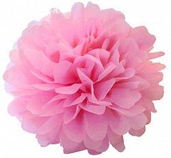 Помпон Розовый (16''/41 см)
