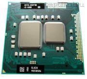 Процессор мобильный Intel Core i5-460M - G1/1288, 2 ядра/4 потока, 2.5-2.8 GHz, TDP-35W [2337]