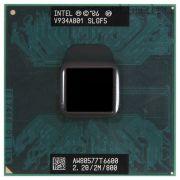 Процессор мобильный Intel T6600 (SLGF5) - 478, 45 нм, 2 ядра/2 потока, 2.2 GHz, TDP-35W [1376]