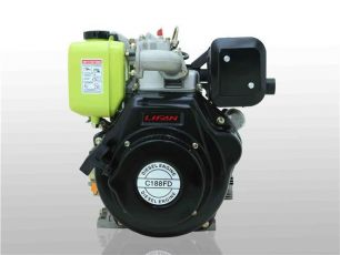 LIFAN C188FD 6А дизельный (13 л.с., электростартер)