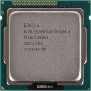 Процессор Intel Pentium G2010 - lga1155, 22 нм, 2 ядра/2 потока, 2.8 GHz [2607]