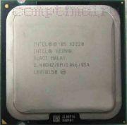 Процессор Intel Xeon X3220 - lga771, 65 нм, 4 ядра/4 потока, 2.4 GHz, 1066FSB [2983]