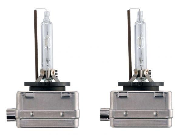 Комплект ксеноновых ламп белого света 5000K CarProfi D3S