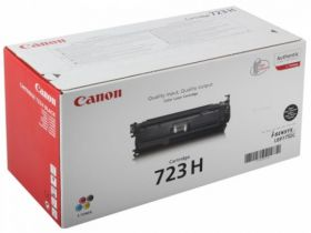 Canon 723BK / 723H 2645B002 оригинальный картридж
