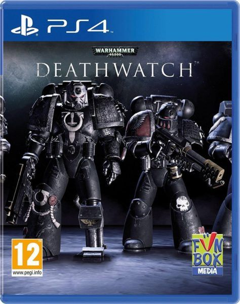 Игра Warhammer 40000 Deathwatch (PS4)