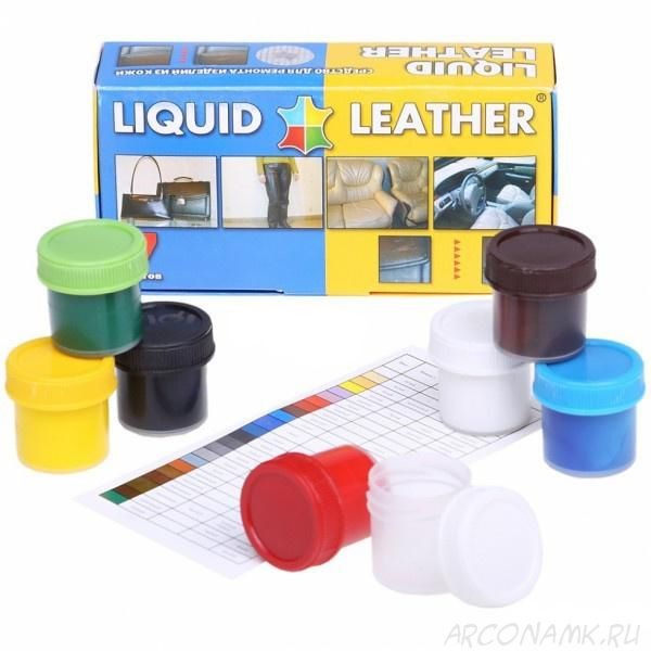 Жидкая кожа Liquid Leather.