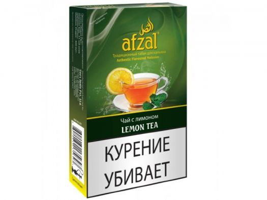 Табак для кальяна Afzal Lemon Tea