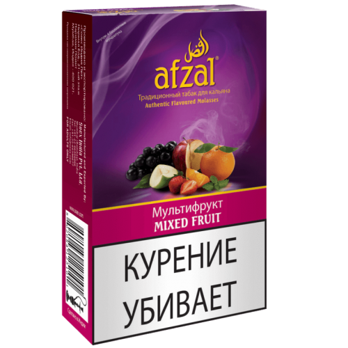 Табак для кальяна Afzal Mixed Fruit