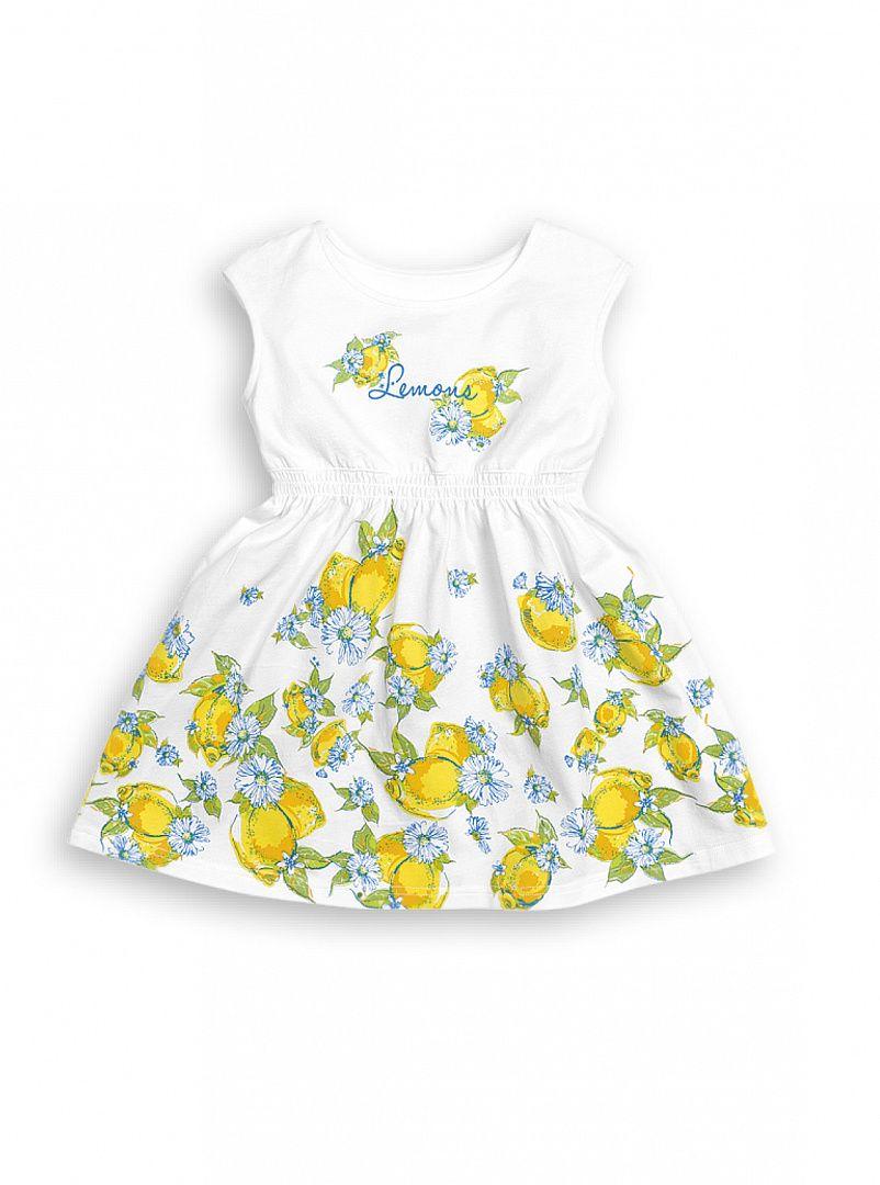 Платье для девочки Lemons