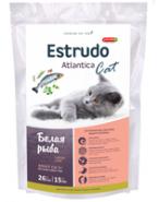 Porcelan Estrudo Atlantica Cat Белая рыбка для кошек (400 г)